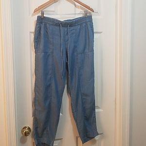 Old Navy chambray pants/like new